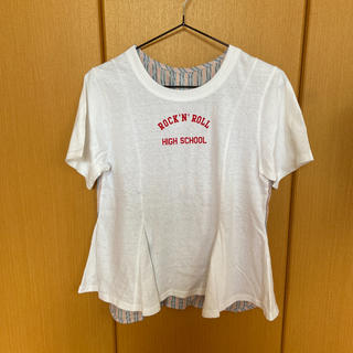 オオシマレイ(OSHIMA REI)のoshimaray  Tシャツ 未使用タグ付き(Tシャツ(半袖/袖なし))