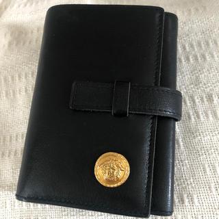 ヴェルサーチ(VERSACE)のversace  (折り財布)