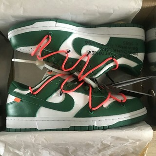 OFF-WHITE - Nike Dunk LowOff-White Pine Green