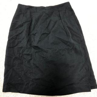 カルバンクライン(Calvin Klein)の巻きスカート Calvin Klein(ひざ丈スカート)