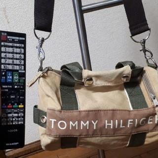 トミーヒルフィガー(TOMMY HILFIGER)のTOMMYHILFIGERトミーヒルフィガーショルダーバッグ(ボストンバッグ)