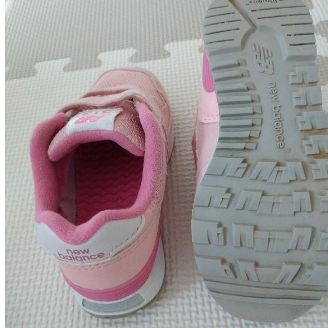 New Balance(ニューバランス)のNew Balance スニーカー 313 キッズ/ベビー/マタニティのベビー靴/シューズ(~14cm)(スニーカー)の商品写真