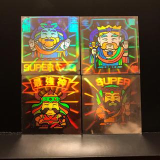 フルタセイカ(フルタ製菓)の【激レア】ドキドキ学園 最強神 コンプリート(シングルカード)