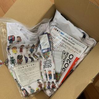 asics - 東京マラソン 2020  tシャツ & タオル