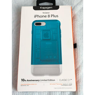 アップル(Apple)の【新品未開封】spigen iPhone 8 Plus ケース(iPhoneケース)