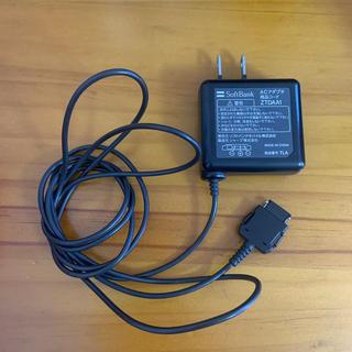 ACアダプター ガラケー(バッテリー/充電器)