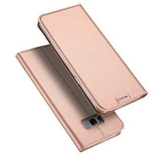 Galaxy S8 手帳型 スマホケース ギャラクシー カバー ピンク(Androidケース)