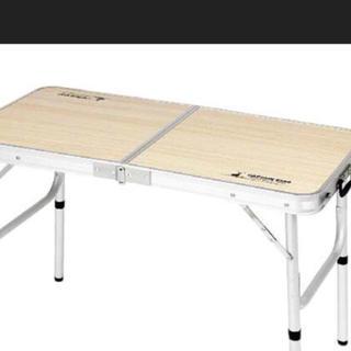 キャンプ用 テーブル 新品(アウトドアテーブル)