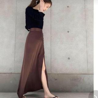 TODAYFUL - louren スリットスカート
