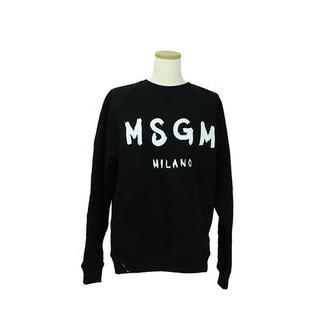 エムエスジイエム(MSGM)のMSGM メンズ XS 新品 正規品 (M00006)(スウェット)