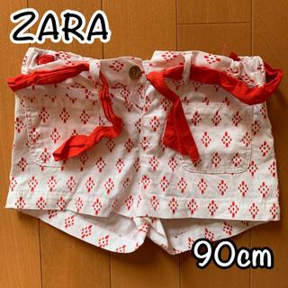 ザラ(ZARA)のZARA 女の子 短パン(パンツ/スパッツ)