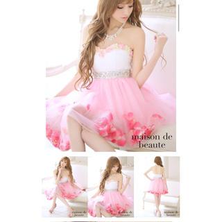 EmiriaWiz - EmiriaWiz 花びらドレス ピンク