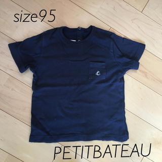 PETIT BATEAU - ブチバトー半袖トップス
