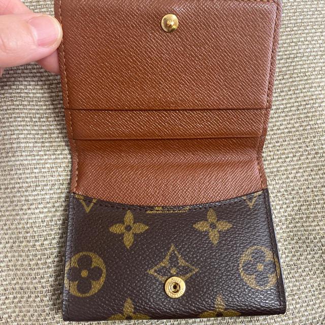 LOUIS VUITTON(ルイヴィトン)のルイヴィトン LOUIS VUITTON コインケース ミニ財布 ラドロー  レディースのファッション小物(コインケース)の商品写真