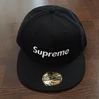 Supreme - 希少 1st 06AW Supreme Box Logo New Era Cap