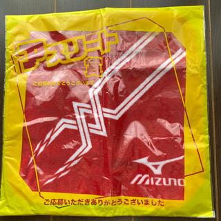 ミズノ(MIZUNO)の【非売品】ミズノハンドタオル(タオル/バス用品)