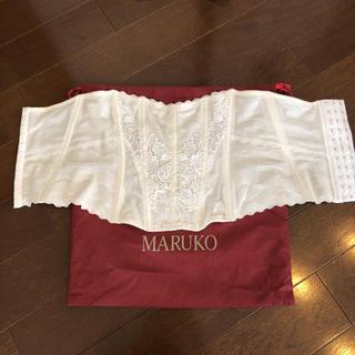 マルコ(MARUKO)のMARUKO モンマリエ ウエストニッパー L-70(ブライダルインナー)