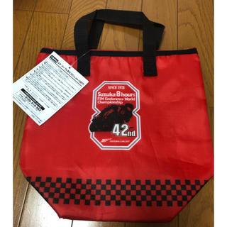 コカコーラ(コカ・コーラ)の鈴鹿8耐 保冷バッグ(ノベルティグッズ)