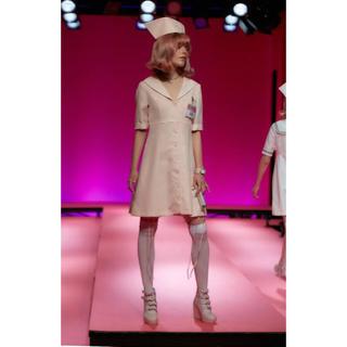 MILK - 新品タグ付き♡MILK pinup girl ワンピース ピンク