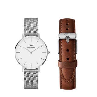ダニエルウェリントン(Daniel Wellington)の【32㎜】ダニエル ウェリントン腕時計 DW164+ベルトSET《3年保証付》(腕時計)