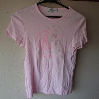 ジルスチュアート(JILLSTUART)のJILLSTUARTのTシャツ(Tシャツ(半袖/袖なし))