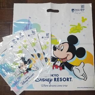 ディズニー(Disney)のディズニーリゾート 袋(ショップ袋)