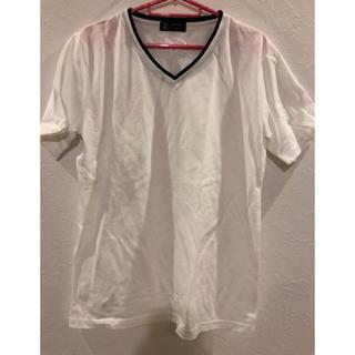 エムケーミッシェルクランオム(MK MICHEL KLEIN homme)のMKミッシェルクランオムブロック柄半袖T(Tシャツ/カットソー(半袖/袖なし))