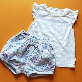 ビケットクラブ☆キムラタン95cm 2点セットパンツ&Tシャツ