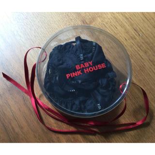 PINK HOUSE - ピンクハウス   リボン ヘアゴム シュシュ