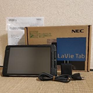 エヌイーシー(NEC)の★NEC LaVie Tab W TW708/T1S Windows8.1★(タブレット)