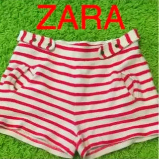 ザラ(ZARA)のZARA ショートパンツ(パンツ/スパッツ)