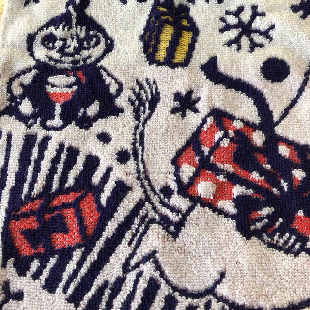 タオル美術館 ムーミン  タオルハンカチ2枚 エンタメ/ホビーのアニメグッズ(タオル)の商品写真