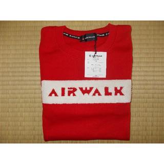 エアウォーク(AIRWALK)のAIRWALK スウェット(スウェット)
