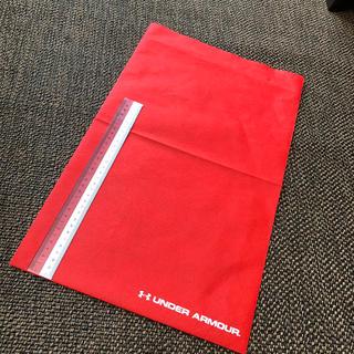 アンダーアーマー(UNDER ARMOUR)のアンダーアーマー 不織布 袋(ショップ袋)