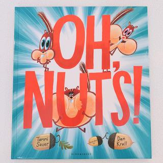 ディズニー(Disney)の新品 World Family 絵本 ③ * OH NUT'S! (絵本/児童書)