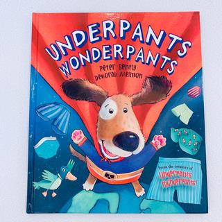 ディズニー(Disney)の新品 World Family 絵本 ④ * UNDER PANTS 〜(絵本/児童書)