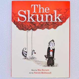 ディズニー(Disney)の新品 World Family 絵本 ⑥ * The Skunk(絵本/児童書)