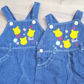 ディズニー(Disney)の子供服 90&80サイズ(スカート)