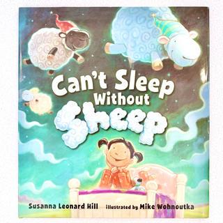 ディズニー(Disney)の新品 World Family 絵本 ⑧ * Can't sleep 〜(絵本/児童書)