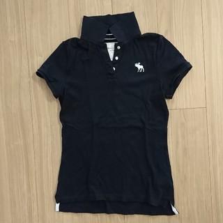 アバクロンビーアンドフィッチ(Abercrombie&Fitch)の美品 アバクロ ポロシャツ M(ポロシャツ)