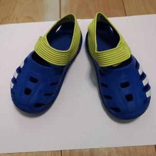 アディダス(adidas)の【adidas】サンダル/ウォーターシューズ(17.0㎝)(サンダル)