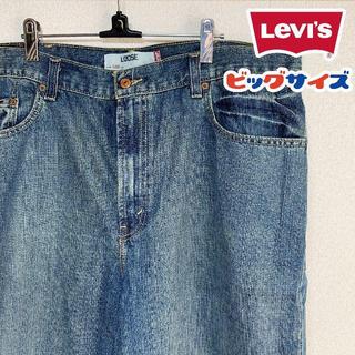 リーバイス(Levi's)のLevi's リーバイス 569 ルーズフィット デニム バギーショーツ 40 (ショートパンツ)