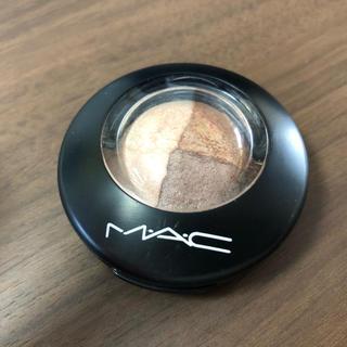 MAC - MAC ミネラライズアイシャドウ ブロンズ アセッツ