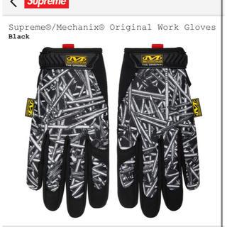 シュプリーム(Supreme)のSupreme/Mechanix Original Work Gloves  S(手袋)