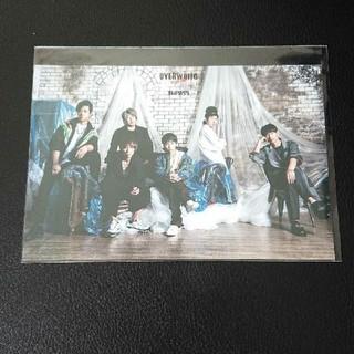 UVERworld ポストカード(ミュージシャン)
