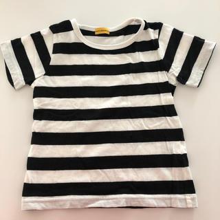 ボーダーTシャツ 100サイズ(Tシャツ/カットソー)