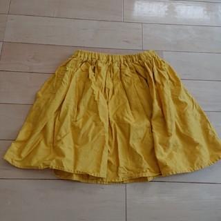 グローバルワーク(GLOBAL WORK)のカラシ色スカート(スカート)