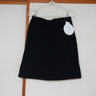 シマムラ(しまむら)の即購入のみ♥️新品タグ付き 裏起毛スエット膝丈スカート(ひざ丈スカート)