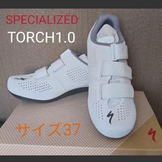スペシャライズド(Specialized)の【新品】SPECIALIZED シューズ TORCH1.0 ウィメンズ 37 (ウエア)