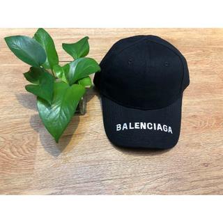 Balenciaga - BALENCIAGAバレンシアガ☆ロゴ エンブロイダリーキャップ